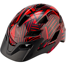 Bell Sidetrack Helmet Child red/black seeker